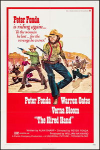 """The Hired Hand & Other Lot (Universal, 1971). One Sheets (2) (27"""" X 41"""") & Lobby Card Sets of 8 (2 Set..."""