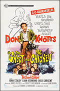 "Movie Posters:Comedy, The Ghost and Mr. Chicken (Universal, 1966). One Sheet (27"" X 41"").Comedy.. ..."