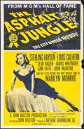 "Movie Posters:Film Noir, The Asphalt Jungle (MGM, R-1954). One Sheet (27"" X 41""). Film Noir.. ..."