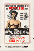 "Movie Posters:Action, The Dragon Dies Hard & Other Lot (Allied Artists, 1976). OneSheets (2) (27"" X 41""). Action.. ... (Total: 2 Items)"