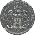German States:Hamburg, German States: Hamburg. Free City Proof 1912-J PR63 NGC,...