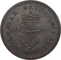 British West Indies, British West Indies: British Colony. George IV Proof 1/16 Dollar1820 PR63 ICCS,...
