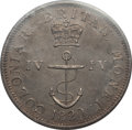 British West Indies, British West Indies: British Colony. George IV Proof 1/4 Dollar1820 PR62 ICCS,...