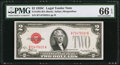 Small Size:Legal Tender Notes, Fr. 1504 $2 1928C Legal Tender Note. PMG Gem Uncirculated 66 EPQ.. ...