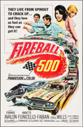 """Movie Posters:Action, Fireball 500 (American International, 1966). One Sheet (27"""" X 41"""").Action.. ..."""
