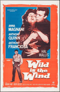 """Movie Posters:Drama, Wild is the Wind & Others Lot (Paramount, 1957). One Sheets (3)(27"""" X 41""""). Drama.. ... (Total: 3 Items)"""