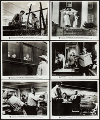 "Giant (Warner Brothers, R-1963). Photos (11) (8"" X 11""). Drama. ... (Total: 11 Items)"