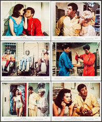 """Way...Way Out & Other Lot (20th Century Fox, 1966). Color Photo Set of 12 (8"""" X 10"""") & One Sheet (27&q..."""
