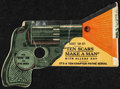 "Movie Posters:Adventure, Ten Scars Make a Man (20th Century Fox, 1924). Die-Cut PromotionalItem (6"" X 8""). Adventure.. ..."