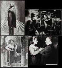 """Carole Lombard & Others Lot (1980s). Oversize Reproduction Photos (7) (12.5"""" X 15.5"""" X 15.75"""" X 1..."""