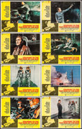 """Movie Posters:Science Fiction, Journey to the Far Side of the Sun & Others Lot (Universal,1969). Lobby Card Set of 8 & Lobby Cards (8) (11"""" X 14"""").Scienc... (Total: 16 Items)"""
