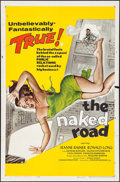 "Movie Posters:Exploitation, The Naked Road (Zison Enterprises, 1959). One Sheet (27"" X 41""). Exploitation.. ..."