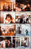 "Movie Posters:Action, Dog Day Afternoon (Warner Brothers, 1975). Mini Lobby Card Set of 8& Photos (8) (8"" X 10""). Action.. ... (Total: 16 Items)"