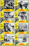 """Movie Posters:Exploitation, Angel Unchained & Others Lot (American International, 1970).Lobby Card Set of 8 & Lobby Cards (18) (11"""" X 14"""").Exploitatio... (Total: 26 Items)"""