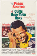 "Movie Posters:Comedy, Come Blow Your Horn & Other Lot (Paramount, 1963). One Sheets (2) (27"" X 41"") & Lobby Cards (4) (11"" X 14""). Comedy.. ... (Total: 6 Items)"