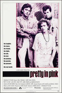 """Pretty in Pink (Paramount, 1986). One Sheet (27"""" X 41""""). Comedy"""