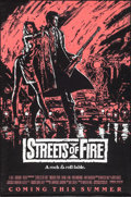 "Movie Posters:Action, Streets of Fire (Universal, 1984). One Sheets (5) (27"" X 40"" &27"" X 41"") SS Regular & Advance Styles. Action.. ... (Total: 5Items)"