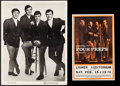 "Movie Posters:Rock and Roll, The Vogues & Others Lot (Reprise Records, 1968). Stock JumboAlbum Window Card (22"" X 28""), British Album Posters (2) (12"" X...(Total: 4 Items)"