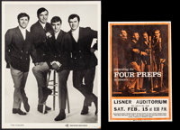 """The Vogues & Others Lot (Reprise Records, 1968). Stock Jumbo Album Window Card (22"""" X 28""""), British Al..."""