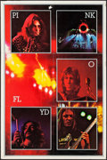 """Movie Posters:Rock and Roll, Pink Floyd: Dark Side of the Moon & Other Lot (Harvest, 1973).Album Posters (2) (20"""" X 30"""") & Trimmed Album Poster (20"""" X2... (Total: 3 Items)"""