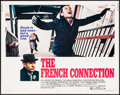 "Movie Posters:Action, The French Connection (20th Century Fox, 1971). Half Sheet (22"" X28""). Action.. ..."