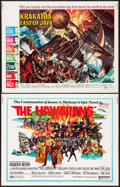 """Movie Posters:Drama, The Hawaiians & Others Lot (United Artists, 1970). Half Sheets (7) (22"""" X 28""""). Drama.. ... (Total: 7 Items)"""