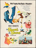 """Movie Posters:Animation, The Sword in the Stone & Others Lot (Buena Vista, 1963). Posters (5) (30"""" X 40""""). Animation.. ... (Total: 5 Items)"""