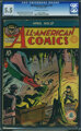 All-American Comics #37 (DC, 1942) CGC FN- 5.5 Off-white to white pages