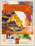 "Movie Posters:Drama, Hippodrome & Others Lot (Continental, 1961). Posters (8) (30"" X40""). Drama.. ... (Total: 8 Items)"