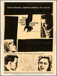 "The Man with the Golden Arm & Others Lot (United Artists, R-1960). Posters (11) (30"" X 40"") &..."