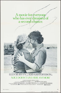 """Alice Doesn't Live Here Anymore & Others Lot (Warner Brothers, 1974). One Sheets (3) (27"""" X 41"""") & Unc..."""
