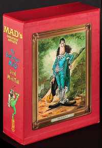 MAD'S Greatest Artists: The Completely MAD Don Martin (Running Press, 2007). Hardcover Box Set of 2 Hardcover Books (120...