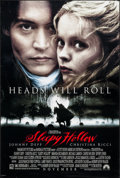 """Movie Posters:Fantasy, Sleepy Hollow & Other Lot (Paramount, 1999). One Sheet (26.75"""" X 39.5"""" & 27"""" X 40.75"""") DS Advance & SS Regular. Fantasy.. ... (Total: 2 Items)"""