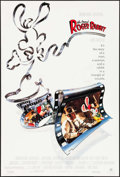 """Movie Posters:Animation, Who Framed Roger Rabbit & Other Lot (Buena Vista, 1988). OneSheets (2) (26.75"""" X 39.5"""" & 27"""" X 41""""). Animation.. ...(Total: 2 Items)"""