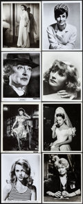 """Movie Posters:Hitchcock, Grace Kelly in Rear Window & Others Lot (Paramount, 1954). Photos (19) (7"""" X 9.5"""" & 8"""" X 10""""). Hitchcock.. ... (Total: 19 Items)"""