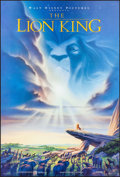 """Movie Posters:Animation, The Lion King (Buena Vista, 1994). Mini Poster (18"""" X 27""""). Animation.. ..."""