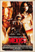"Movie Posters:Action, Once Upon a Time in Mexico (Columbia, 2003). Autographed One Sheet(27"" X 40"") DS. Action.. ..."
