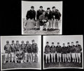 Football Collectibles:Photos, 1960's Green Bay Packers Coaching Staff with Lombardi Collection ofOriginal Photos (3). ...
