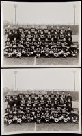 Football Collectibles:Photos, Late 1950's Green Bay Packers ...
