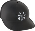 Baseball Collectibles:Uniforms, 1958-64 Whitey Ford Game Worn New York Yankees Batting Helmet, MEARS Authentic....