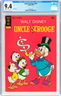 Bronze Age (1970-1979):Cartoon Character, Uncle Scrooge #103 (Gold Key, 1973) CGC NM 9.4 Off-white to whitepages....