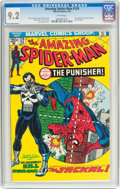 Bronze Age (1970-1979):Superhero, The Amazing Spider-Man #129 (Marvel, 1974) CGC NM- 9.2 White pages....