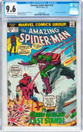 Bronze Age (1970-1979):Superhero, The Amazing Spider-Man #122 (Marvel, 1973) CGC NM+ 9.6 Off-white towhite pages....