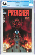 Modern Age (1980-Present):Horror, Preacher #1 (DC, 1995) CGC NM+ 9.6 White pages....