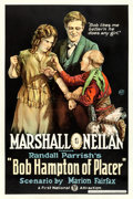"Movie Posters:Western, Bob Hampton of Placer (First National, 1921). One Sheet (27"" X41"").. ..."
