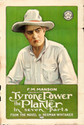 "Movie Posters:Drama, The Planter (Mutual, 1917). One Sheet (27"" X 41""). Portrait Style....."