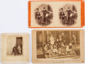 Photography:Stereo Cards, Ulysses S. Grant: Three Albumen Photographs....