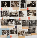 Political:Small Paper (1896-present), Franklin D. and Eleanor Roosevelt: Assorted Press Photographs....