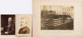 Photography:Cabinet Photos, Rutherford B. Hayes: Three Photographs....