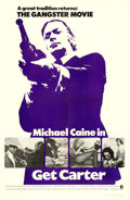 """Movie Posters:Crime, Get Carter (MGM, 1971). International One Sheet (27"""" X 41"""").. ..."""